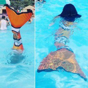 хвост русалки рыбка